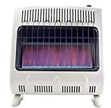 Mr. Heater 30,000 BTU Vent Free Blue Flame Natural Gas Heater MHVFB30NGT