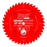Freud 10' x 40T Next Generation Premier Fusion General Purpose Blade for Crosscuts (3/8' to 3-1/2')...