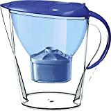Lake Industries7000 Alkaline Water Filter Pitcher, 7-Stage Cartridge Composed of Ion Exchange Resin,...