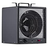 NewAir Portable Garage Heater, Electric Infared Fast Heat for up to 800 sq ft, 240V 30 amp 5600...