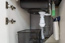 How To Change Water Filter Cartridges Under Sink?